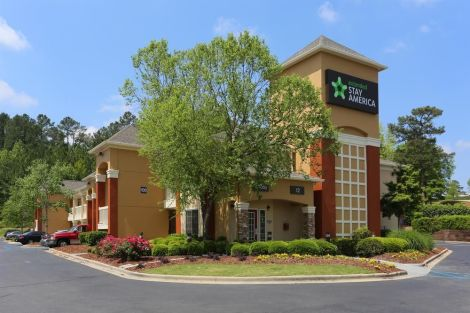 Hotel Extended Stay America - Birmingham - Perimeter Park South