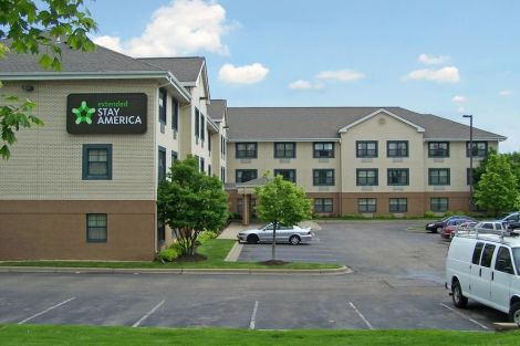 Hotel Extended Stay America Minneapolis - Maple Grove