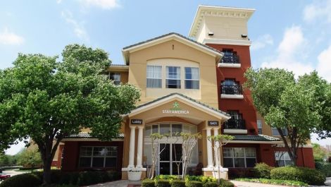 Hotel Extended Stay America - Dallas - Las Colinas - Green Park Dr