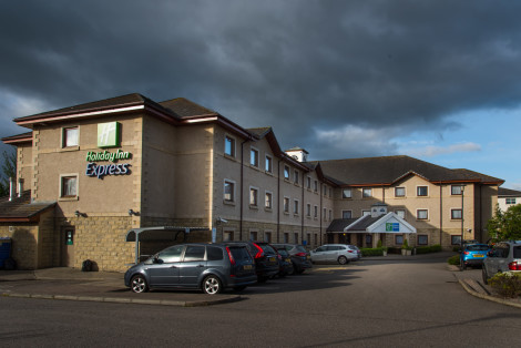 Holiday Inn Express Inverness Hotel