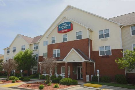 TownePlace Suites Lubbock Hotel
