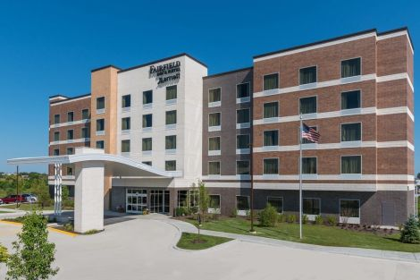 Hotel Fairfield Inn & Suites By Marriott Chicago Schaumburg