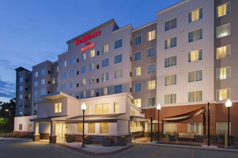 Hotel Residence Inn By Marriott Chicago Wilmette/skokie