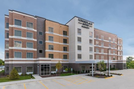 TownePlace Suites By Marriott Chicago Schaumburg Hotel