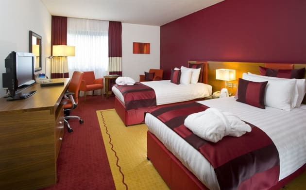 Hotel Crowne Plaza London Docklands 1