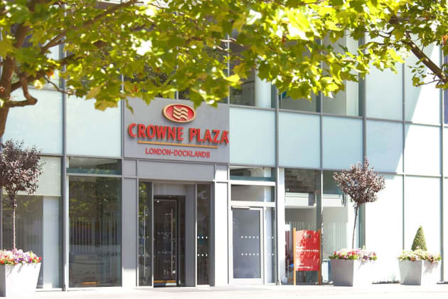 Hotel Crowne Plaza London Docklands thumb-2