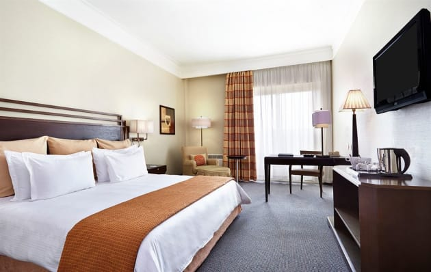 Crowne Plaza ROME - ST  PETER'S Hotel (Rome) from £88