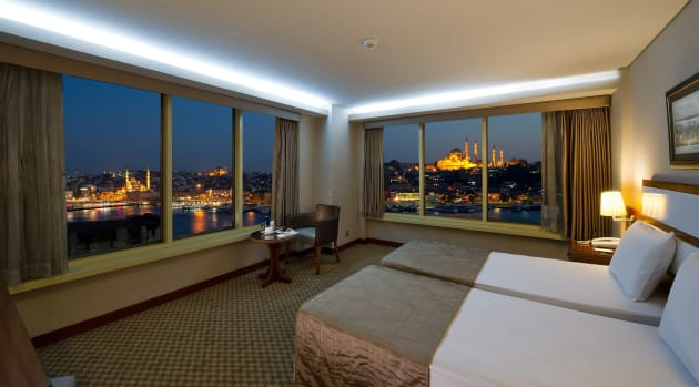 Istanbul Golden City Hotel thumb-3
