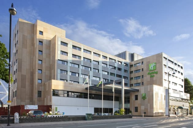Hôtel Holiday Inn CARDIFF CITY CENTRE 1