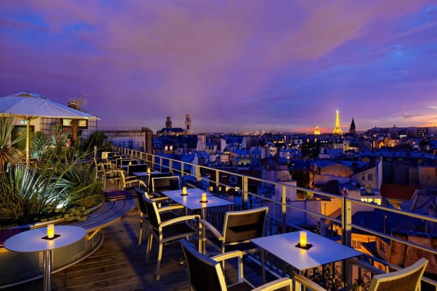 Hotel Holiday Inn PARIS - NOTRE DAME 1