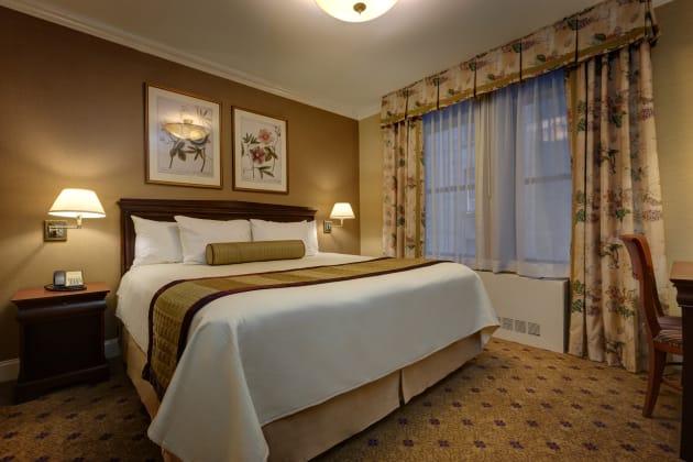 Wellington Hotel New York From 97 Lastminute Com