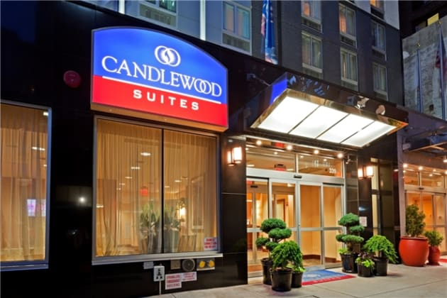 Hotel Candlewood Suites NEW YORK CITY- TIMES SQUARE 1