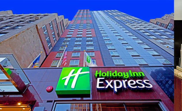 Hotel Holiday Inn Express NEW YORK CITY TIMES SQUARE 1