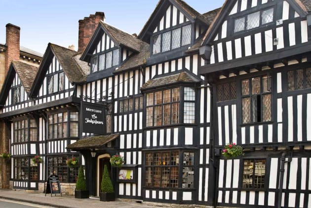 Mercure Stratford Upon Avon Shakespeare Hotel 1