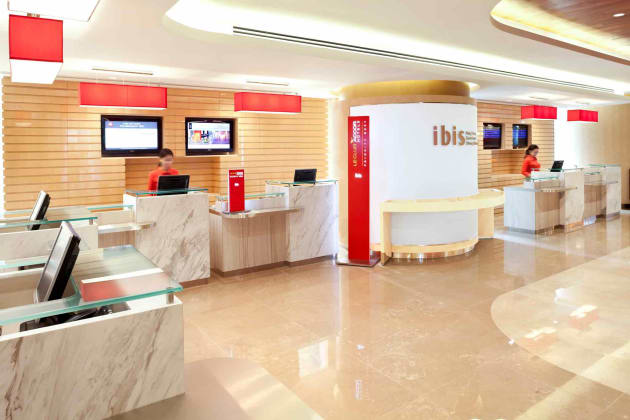ibis Hong Kong Central And Sheung Wan Hotel thumb-2