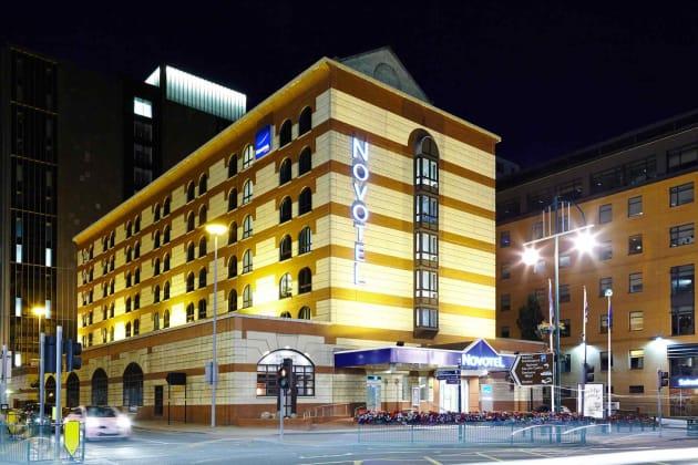 Novotel Birmingham Centre Hotel Birmingham From 163 52
