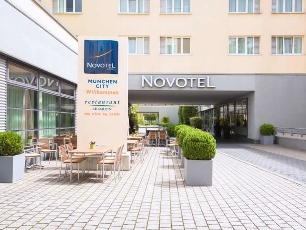 Hotel Novotel Munich City thumb-3