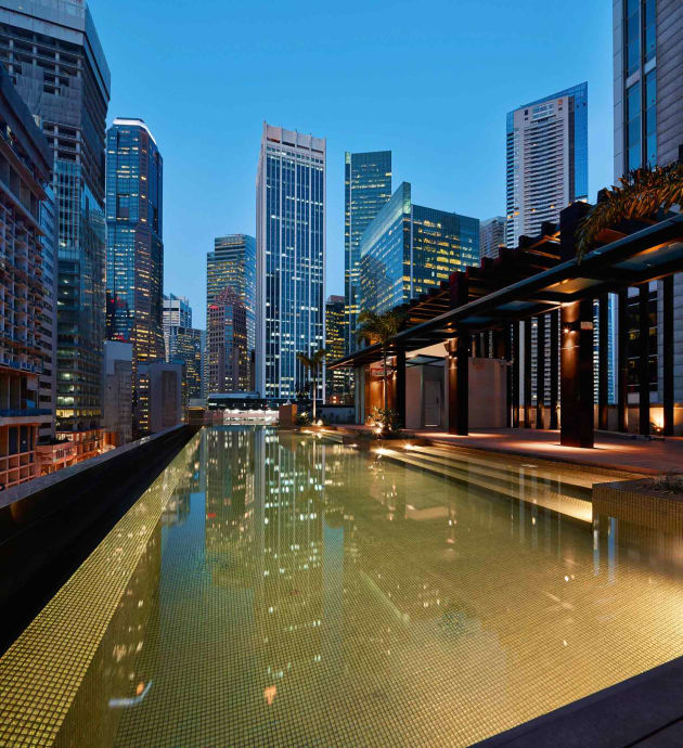 So Sofitel Singapore Hotel (Singapore) From £153