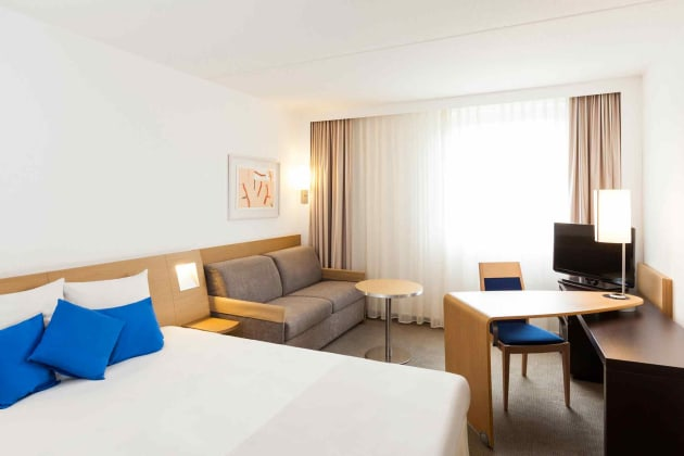 Hotel Novotel Brussels Airport 1