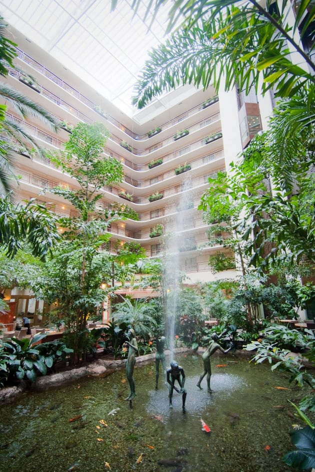 Embassy Suites by Hilton San Francisco Airport Hotel (South San ...