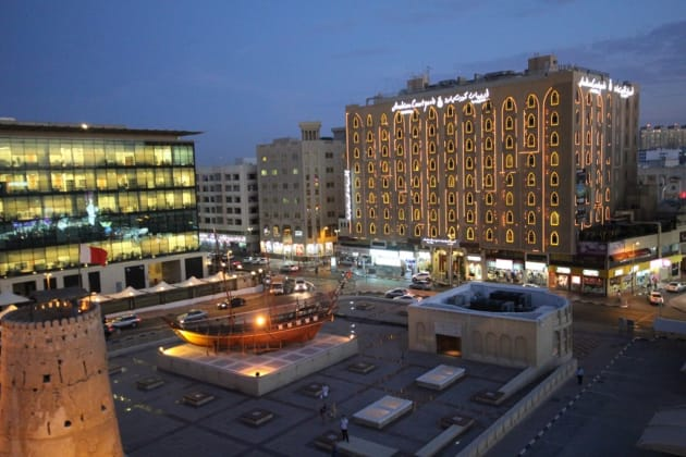 Arabian Courtyard Hotel & Spa Hotel 1