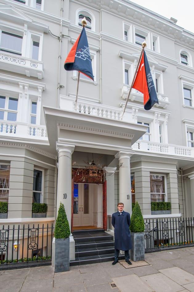 Reservation Hotel Londres Derniere Minute