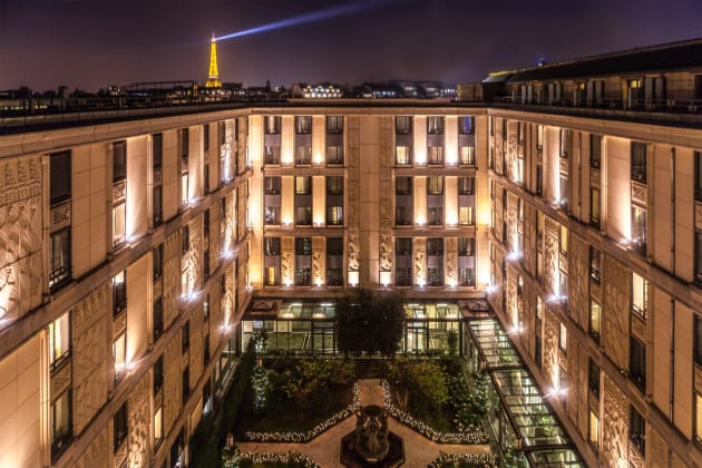 Hôtel L\'Hotel du Collectionneur Arc de Triomphe Paris (Paris ...