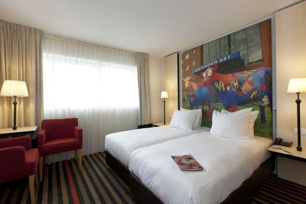 Rooms: WestCord Art Hotel Amsterdam 4 Star Hotel (Amsterdam) From