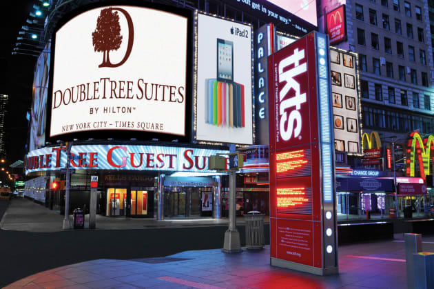 Hotel DoubleTree Suites by Hilton Hotel New York City - Times Square 1