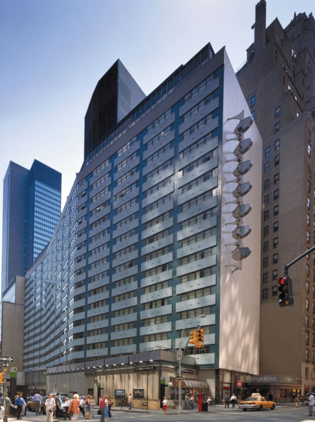 Hotel DoubleTree by Hilton Hotel Metropolitan - New York City 1
