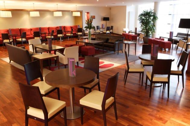 CLAYTON HOTEL LIFFEY VALLEY, DUBLINO