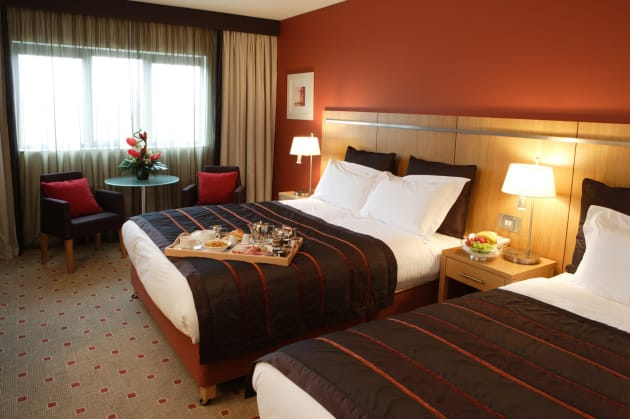 Rooms: Clayton Hotel Liffey Valley Hotel (Dublin) From £107