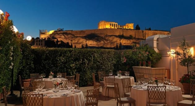 divani palace acropolis hotel athens from 107. Black Bedroom Furniture Sets. Home Design Ideas