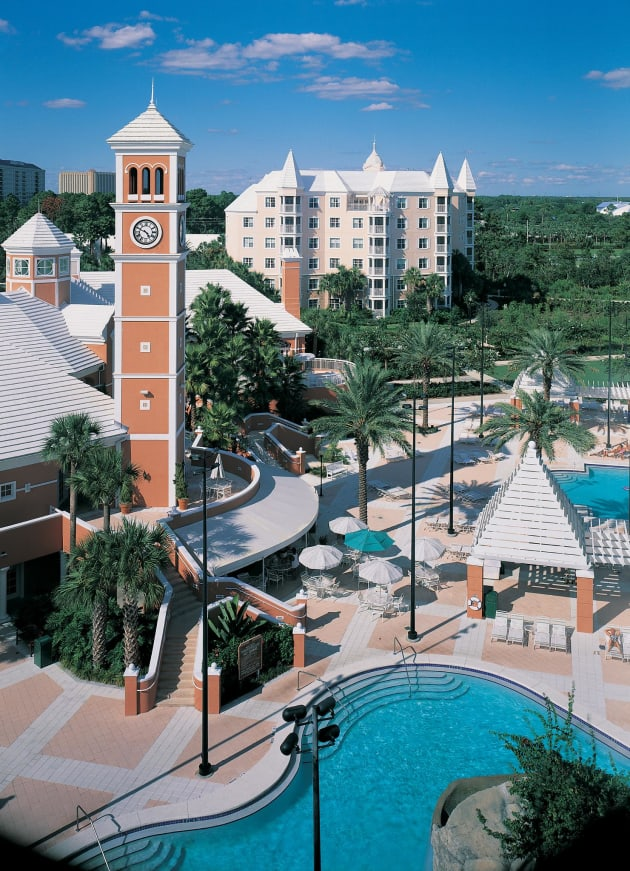 Hilton Grand Vacations at SeaWorld Hotel 1