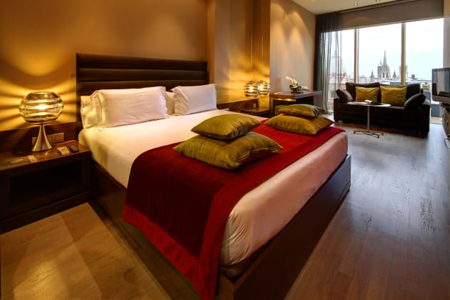 Olivia Plaza Hotel Barcelona From 103 Lastminute Com