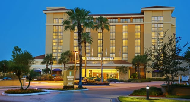Embassy Suites by Hilton Orlando International Drive Convention Center Hotel 1