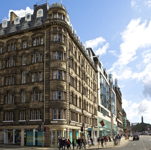 The Old Waverley Hotel Edinburgh From 44 Lastminute Com