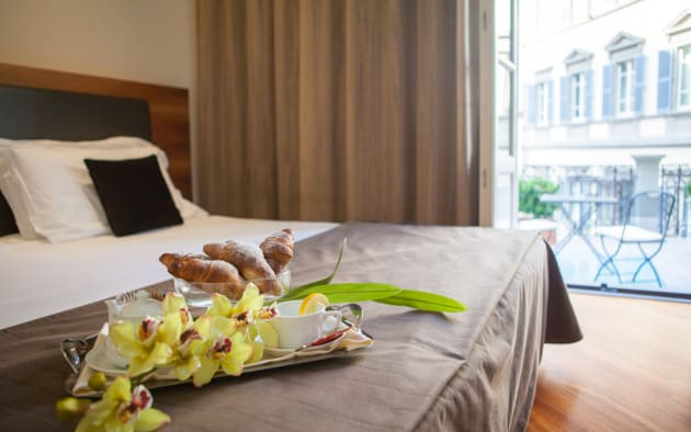 Hotel Embassy (Florence) from £66 | lastminute.com