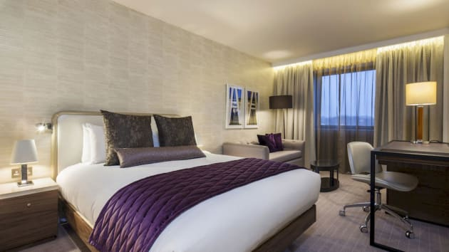 Hotel Crowne Plaza LONDON - KINGS CROSS 1