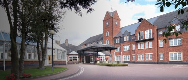 The Park Royal Hotel And Spa A Qhotel Cheshire Hotel