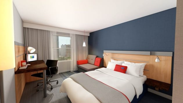 Hotel Holiday Inn Express LONDON - LIMEHOUSE 1