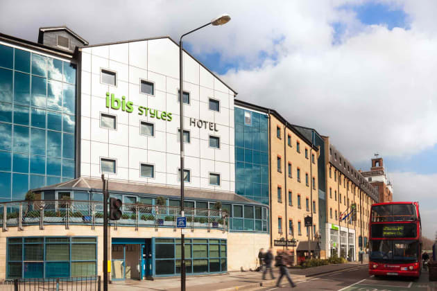 Hotel Ibis Styles London ExCel 1