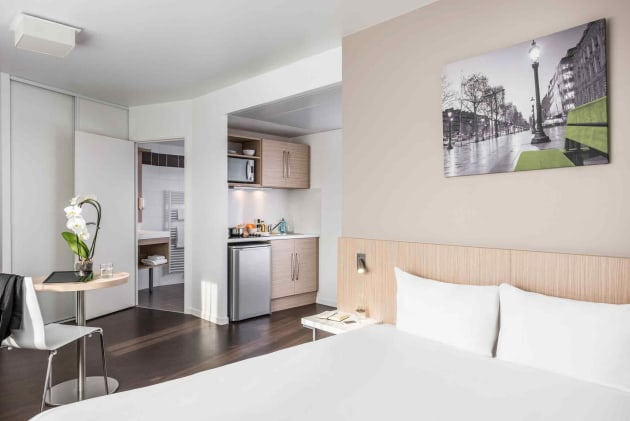 Appartements Aparthotel Adagio Access Paris Reuilly 1