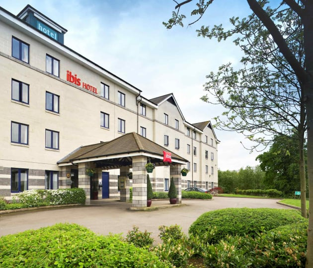 IBIS Rugby East Hotel 1
