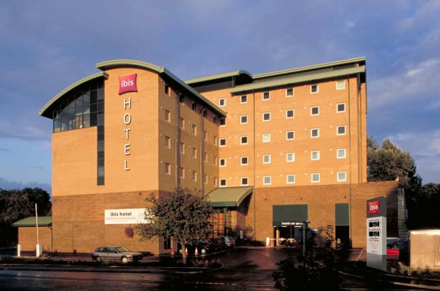 Hotel IBIS London Gatwick Airport 1