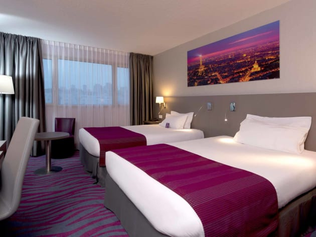 Hotel Mercure Paris 19 Philharmonie La Villette 1