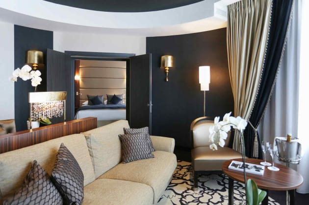 Le Regina Biarritz Hotel Spa By Mgallery Collection