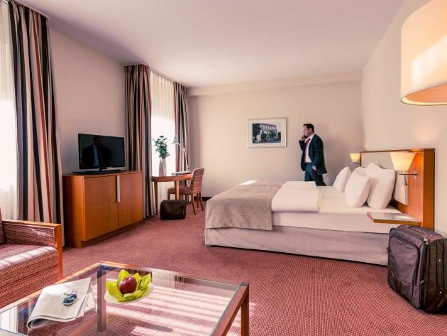 Mercure Hotel Dusseldorf City Center Hotel Dusseldorf