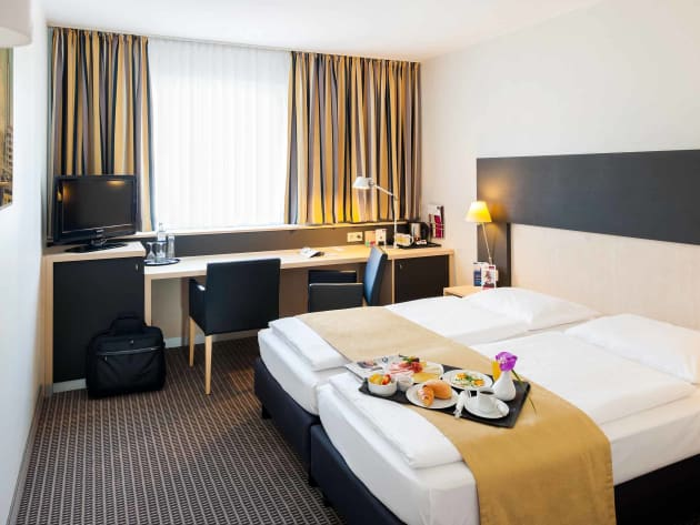 Hotel Mercure Hotel Berlin City 1