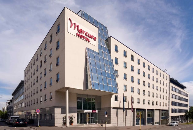 Mercure Hotel Stuttgart City Center Hotel 1